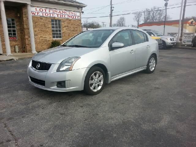 2009 Nissan Sentra for sale at Stars Auto Finance in Nashville TN