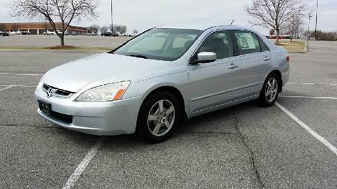 2005 Honda Accord for sale at Stars Auto Finance in Nashville TN