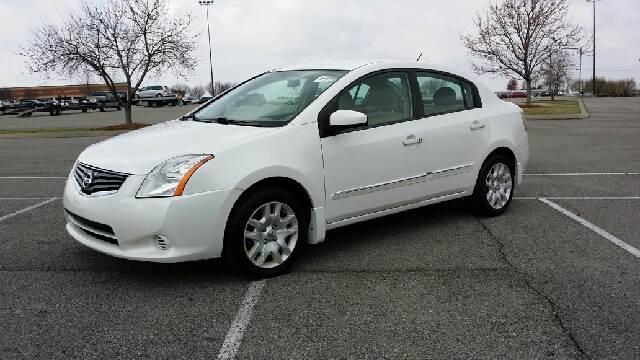 2010 Nissan Sentra for sale at Stars Auto Finance in Nashville TN