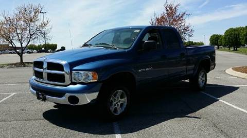 2005 Dodge Ram Pickup 1500 for sale at Stars Auto Finance in Nashville TN