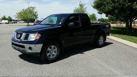 2005 Nissan Frontier for sale at Stars Auto Finance in Nashville TN