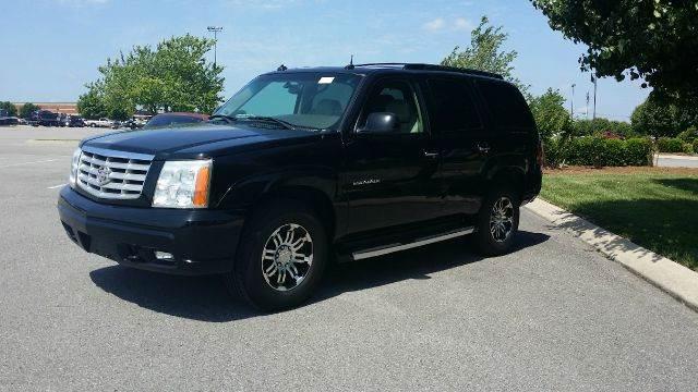 2003 Cadillac Escalade for sale at Stars Auto Finance in Nashville TN