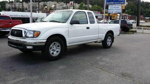 2004 Toyota Tacoma for sale at Stars Auto Finance in Nashville TN