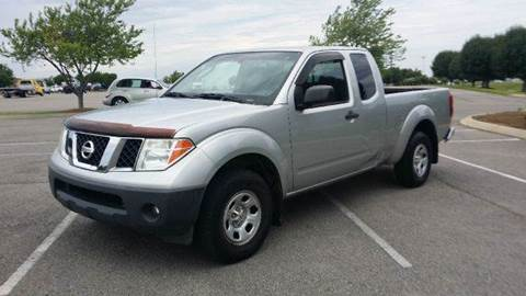 2006 Nissan Frontier for sale at Stars Auto Finance in Nashville TN