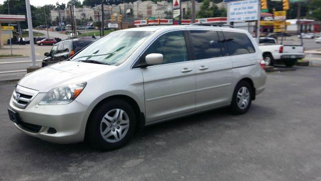 2007 Honda Odyssey for sale at Stars Auto Finance in Nashville TN