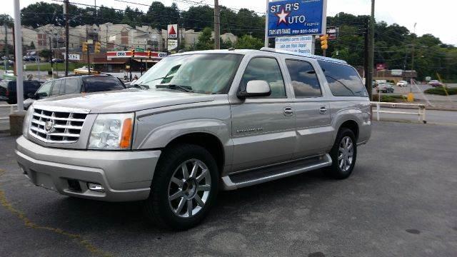 2005 Cadillac Escalade ESV for sale at Stars Auto Finance in Nashville TN