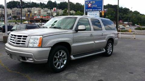2005 Cadillac Escalade ESV for sale at Stars Auto Finance in Nashville TN