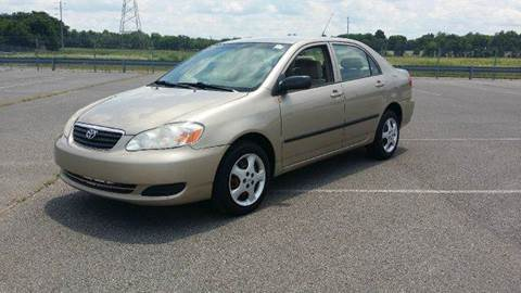 2008 Toyota Corolla for sale at Stars Auto Finance in Nashville TN