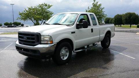 2004 Ford F-250 for sale at Stars Auto Finance in Nashville TN