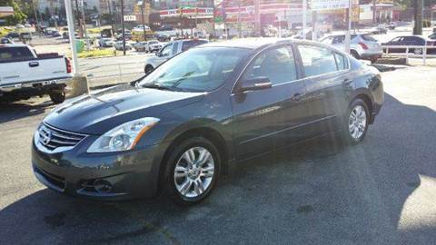 2010 Nissan Altima for sale at Stars Auto Finance in Nashville TN