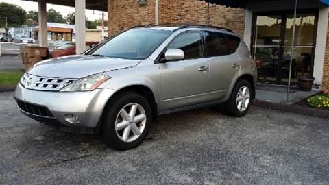 2004 Nissan Murano for sale at Stars Auto Finance in Nashville TN