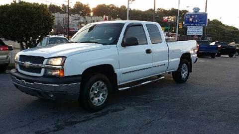 2003 Chevrolet Silverado 1500 for sale at Stars Auto Finance in Nashville TN