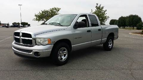 2004 Dodge Ram Pickup 1500 for sale at Stars Auto Finance in Nashville TN
