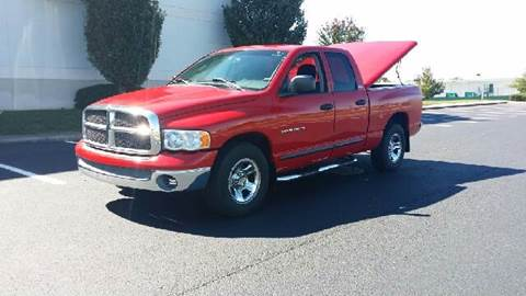 2002 Dodge Ram Pickup 1500 for sale at Stars Auto Finance in Nashville TN
