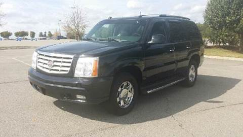2003 Cadillac Escalade for sale at Stars Auto Finance in Nashville TN