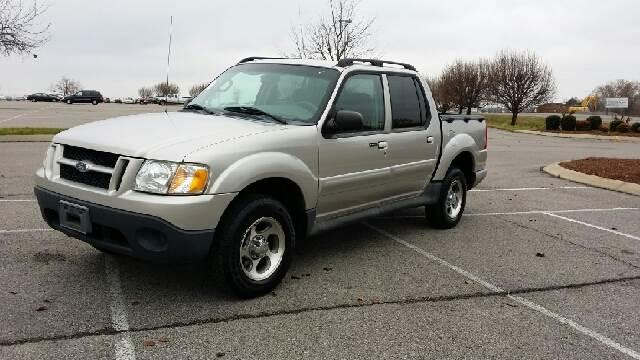 2005 Ford Explorer Sport Trac for sale at Stars Auto Finance in Nashville TN