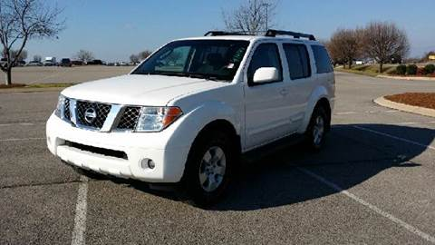 2006 Nissan Pathfinder for sale at Stars Auto Finance in Nashville TN