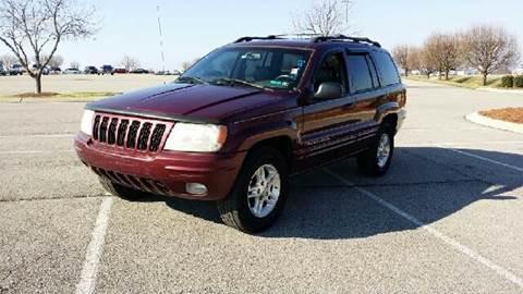 2000 Jeep Grand Cherokee for sale at Stars Auto Finance in Nashville TN