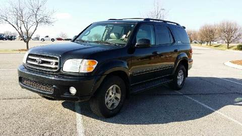 2002 Toyota Sequoia for sale at Stars Auto Finance in Nashville TN