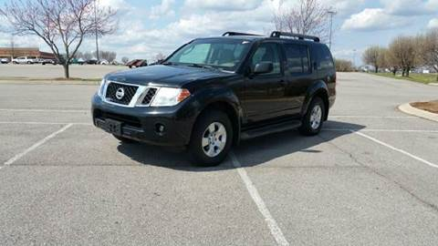 2008 Nissan Pathfinder for sale at Stars Auto Finance in Nashville TN