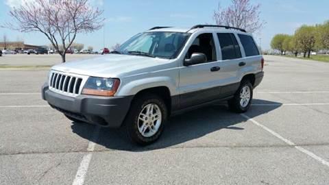 2004 Jeep Grand Cherokee for sale at Stars Auto Finance in Nashville TN