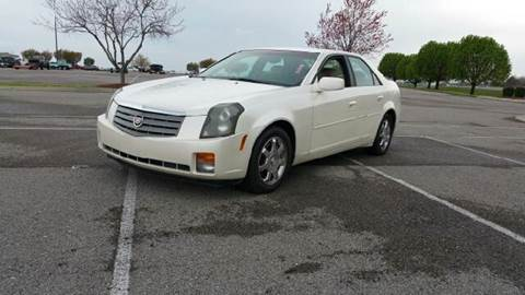 2003 Cadillac CTS for sale at Stars Auto Finance in Nashville TN