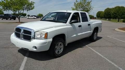 2007 Dodge Dakota for sale at Stars Auto Finance in Nashville TN