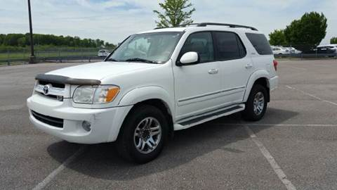 2005 Toyota Sequoia for sale at Stars Auto Finance in Nashville TN