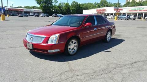 2007 Cadillac DTS for sale at Stars Auto Finance in Nashville TN