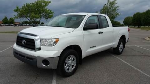 2008 Toyota Tundra for sale at Stars Auto Finance in Nashville TN