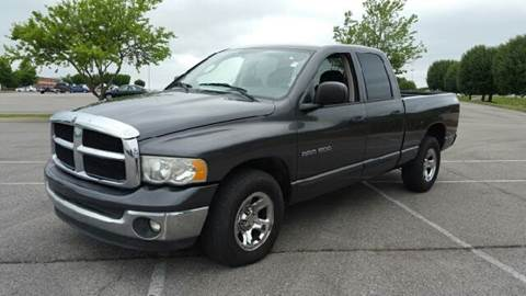 2003 Dodge Ram Pickup 1500 for sale at Stars Auto Finance in Nashville TN