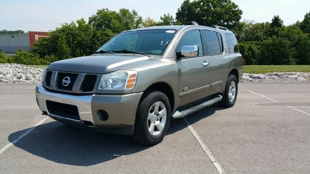 2006 Nissan Armada for sale at Stars Auto Finance in Nashville TN
