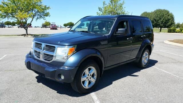 2008 dodge nitro slt 4dr suv 4wd in nashville tn stars. Black Bedroom Furniture Sets. Home Design Ideas