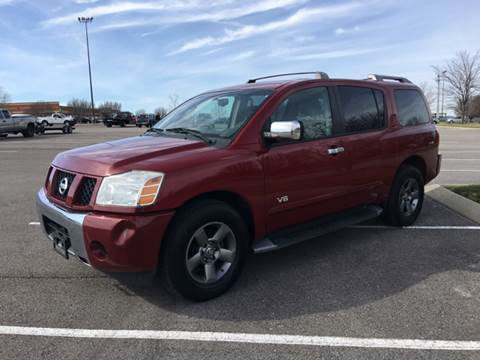 2005 Nissan Armada for sale at Stars Auto Finance in Nashville TN