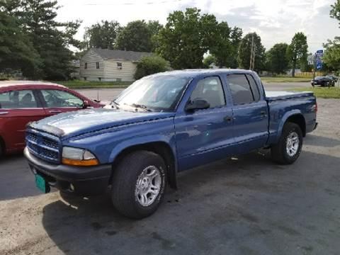 2003 Dodge Dakota for sale at Marti Motors Inc - Marti Motors in Madison IL
