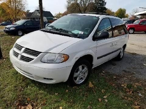 2006 Dodge Caravan for sale at Marti Motors Inc in Madison IL