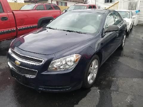 2011 Chevrolet Malibu for sale at Marti Motors Inc in Madison IL