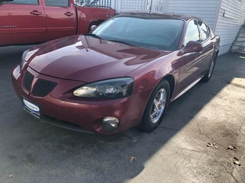 2004 Pontiac Grand Prix for sale at Marti Motors Inc in Madison IL