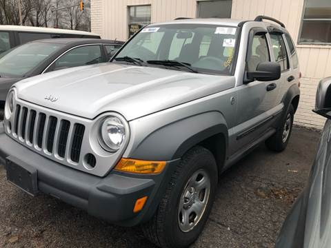 2006 Jeep Liberty for sale at Marti Motors Inc in Madison IL