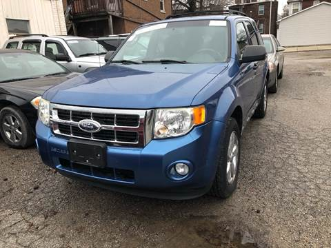 2009 Ford Escape for sale at Marti Motors Inc in Madison IL