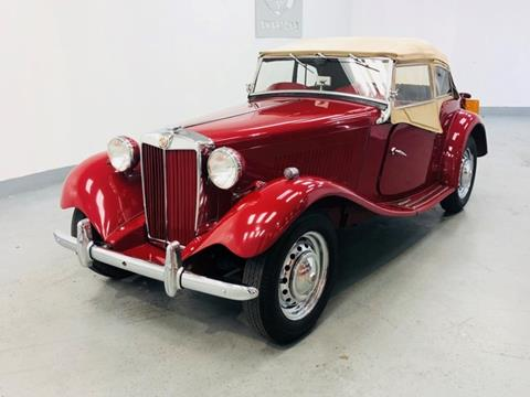 1953 MG TD for sale in Arlington, TX
