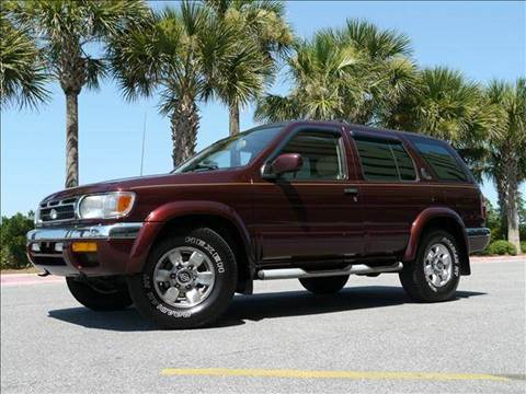 1999 Nissan Pathfinder for sale at Gulf Financial Solutions Inc DBA GFS Autos in Panama City Beach FL