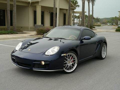 2006 Porsche Cayman for sale at Gulf Financial Solutions Inc DBA GFS Autos in Panama City Beach FL