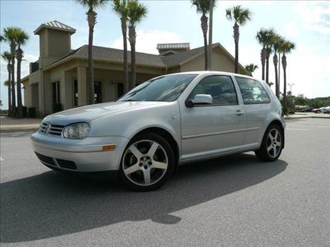 2002 Volkswagen GTI for sale at Gulf Financial Solutions Inc DBA GFS Autos in Panama City Beach FL