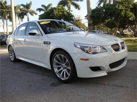 2010 BMW M5 for sale at Gulf Financial Solutions Inc DBA GFS Autos in Panama City Beach FL
