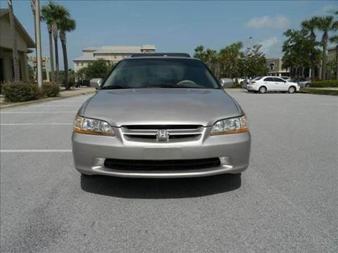 1998 Honda Accord for sale at Gulf Financial Solutions Inc DBA GFS Autos in Panama City Beach FL