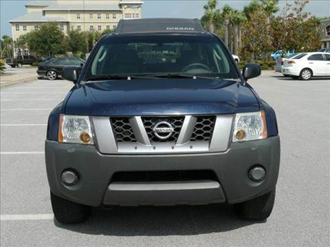 2006 Nissan Xterra for sale at Gulf Financial Solutions Inc DBA GFS Autos in Panama City Beach FL