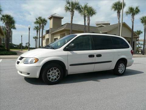 2004 Dodge Grand Caravan for sale at Gulf Financial Solutions Inc DBA GFS Autos in Panama City Beach FL