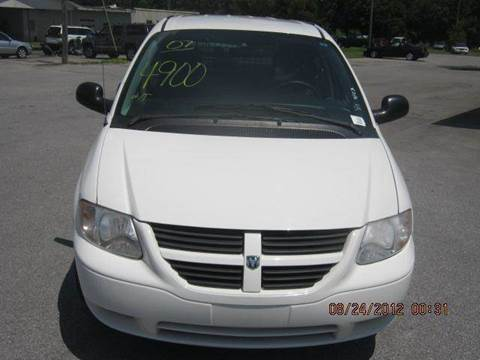 2007 Dodge Caravan for sale at Gulf Financial Solutions Inc DBA GFS Autos in Panama City Beach FL