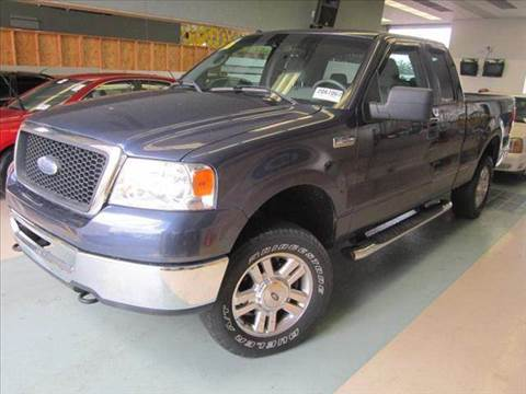 2006 Ford F-150 for sale at Gulf Financial Solutions Inc DBA GFS Autos in Panama City Beach FL
